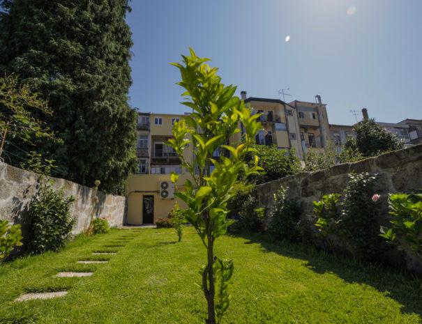 Apartments Back Garden